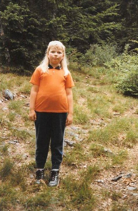 Jako dítě jsem byla obézní